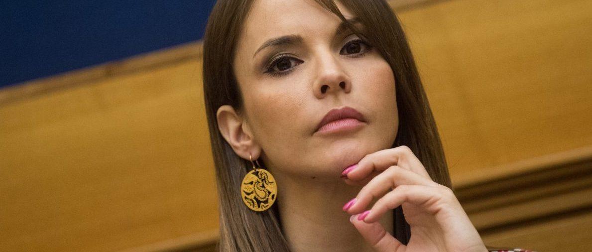 """La Presidente Sara Manfuso alla premiazione """"Una Città senza barriere"""""""