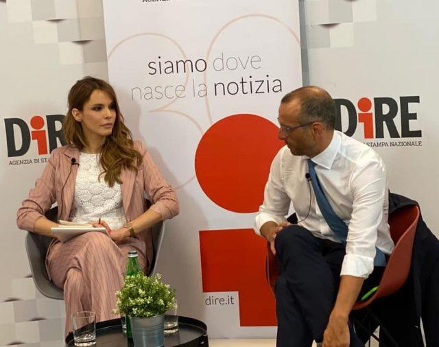 """La Presidente Sara Manfuso presenta il libro """"Come vincere l'odio, prima e dopo il Coronavirus"""" di Matteo Ricci"""