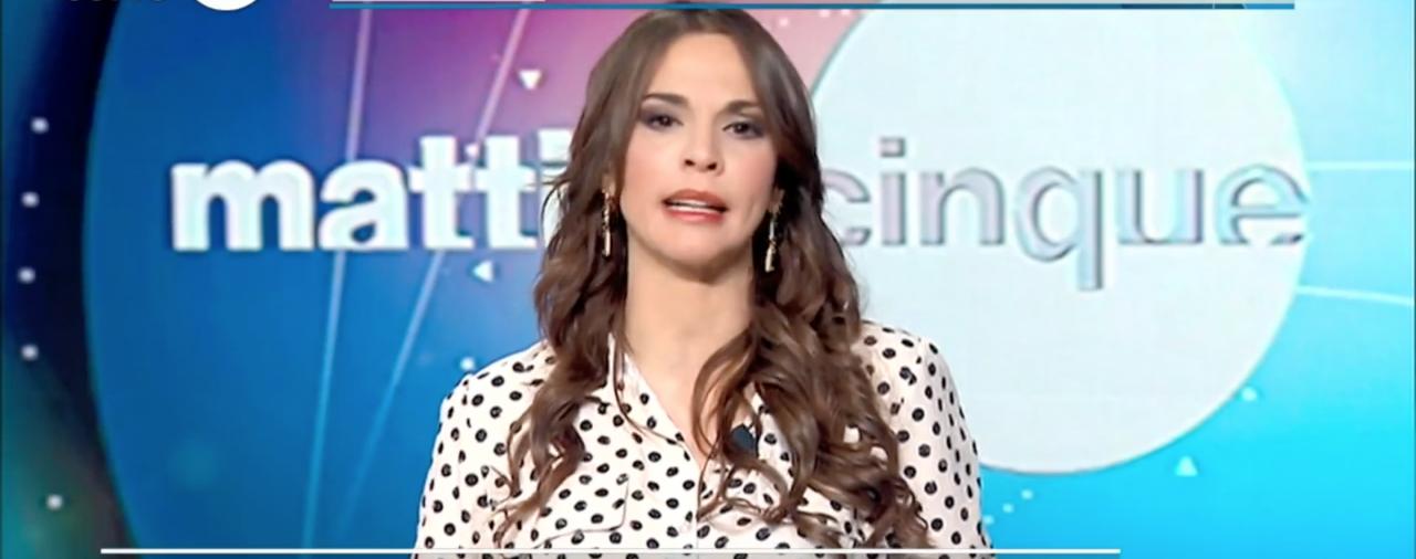 La Presidente di #IoCosì Sara Manfuso a Canale5 contro l'europarlamentare Ciocca (Lega) sulla riapertura delle case chiuse