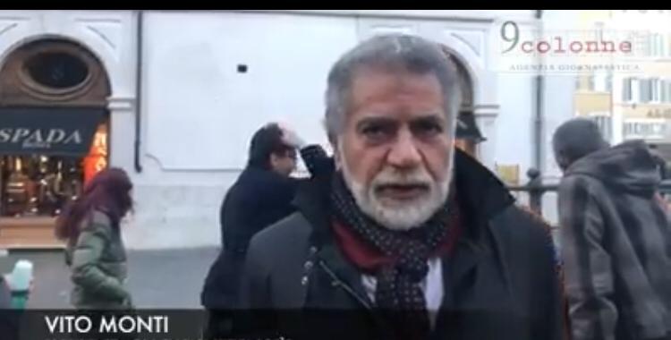 Vito Monti, Responsabile Welfare dell'Ass.ne #IoCosì per l'Agenzia di Stampa 9 Colonne