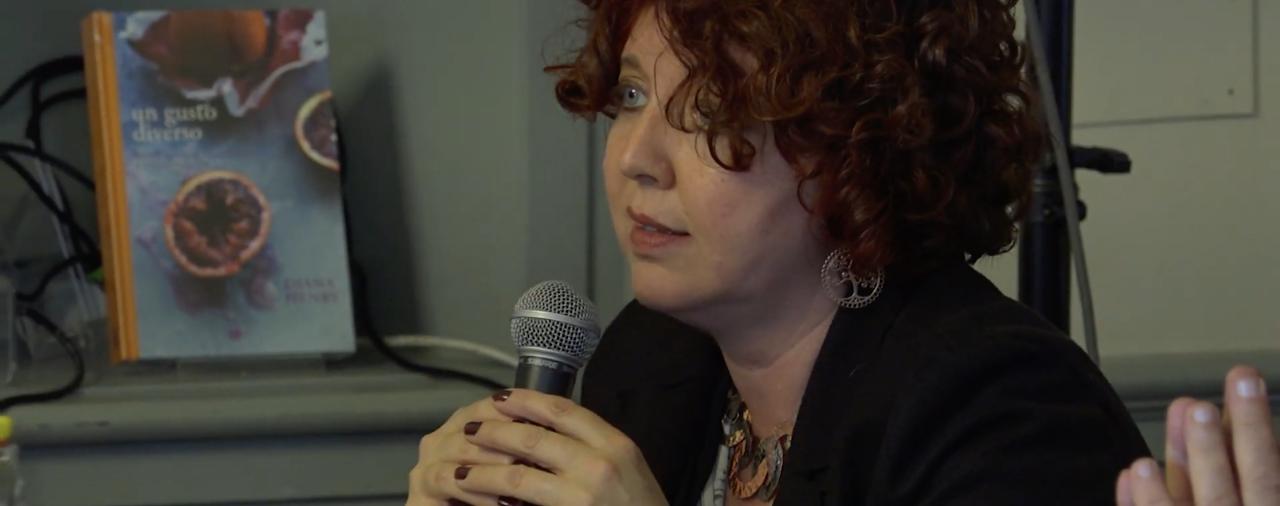 """L'intervento di Irene Ranaldi, sociologa urbana e Presidente dell'Associazione Ottavo Colle  alla presentazione del libro di Goffredo Buccini """"Ghetti"""""""