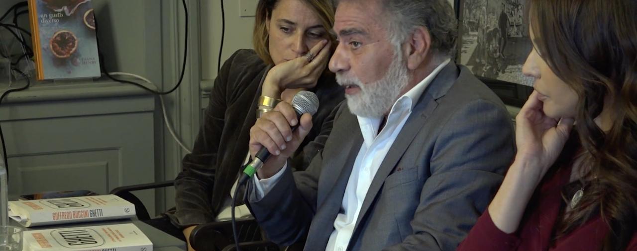 """L'intervento del Responsabile del Welfare Vito Monti alla presentazione del libro di Goffredo Buccini """"Ghetti"""""""